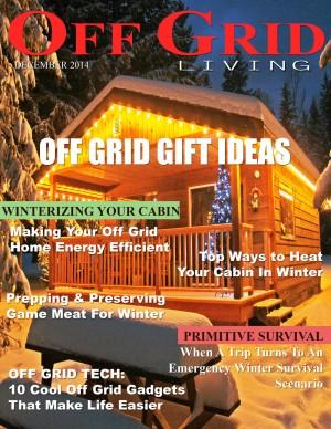 Off Grid Living December
