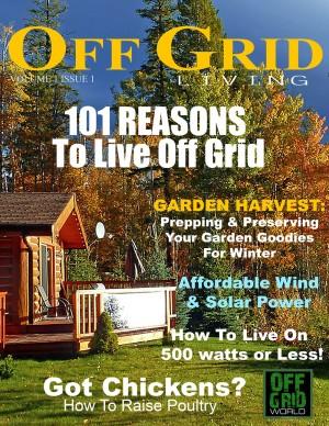 Off Grid Living: October 2014